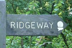The Ridgeway Sign